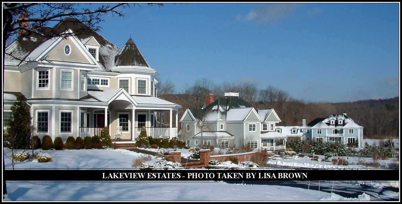 Community of luxury homes lakeview estates in ridgefield for Connecticut luxury real estate